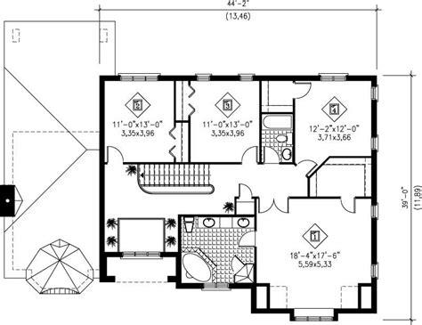 multi level home plans multi level house plans home design pi 20471 12223