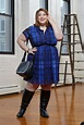 We're Inspired By… Ashlie Atkinson | Fashion, Plus size ...