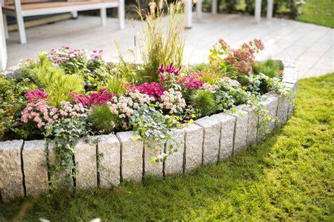 Garten Gestalten Hauswand by Blumenbeet Gestalten Tipps Zur Farbkomposition Obi