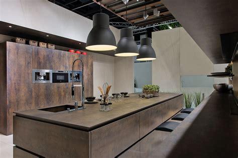 cuisine design industrie cuisine style design industriel idéal pour loft ou grande