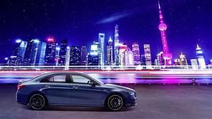 Mercedes-AMG A 35 L 4MATIC 2019 4K Wallpaper HD Car