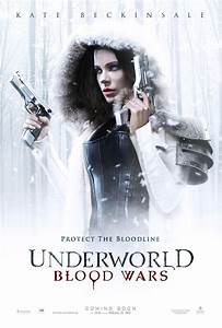 Underworld 5 Blood Wars Movie Poster : Teaser Trailer