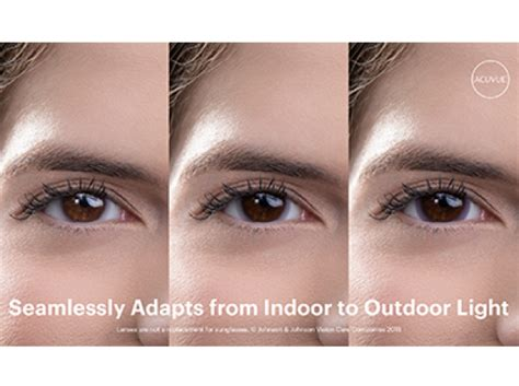 acuvue oasys transitions james  dugue optometry