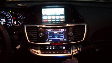 honda accord  mirroring iphone  apple tv youtube