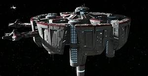 Galunis System Military Space Station | Space station ...