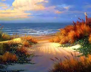 Beautiful Beach Desktop