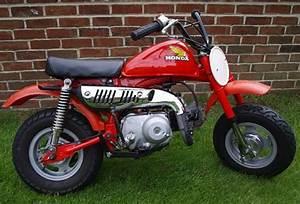 Honda Z50r 1979