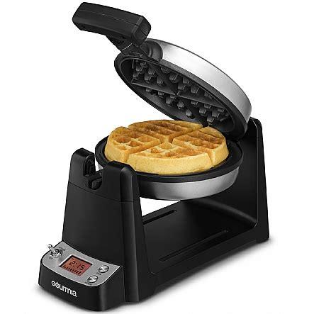 Waffle Makers Gourmia Gwm Stainless Steel Digital