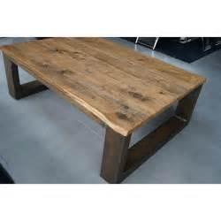 Table Chene Et Metal : table basse chene metal petite table basse grise trendsetter ~ Teatrodelosmanantiales.com Idées de Décoration