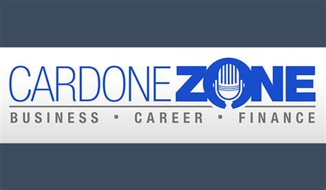 cardone bureau rob bellenfant about fear on the cardone zone