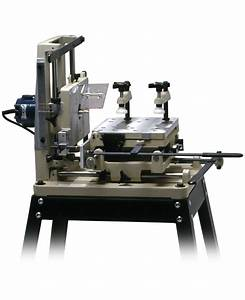JDS Multi-Router - Mortise And Tenon Machine - Woodworking