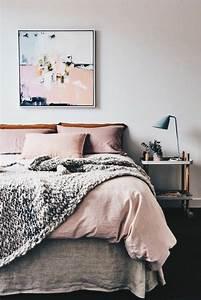 couleur chambre avec rose ralisscom With superior idee couleur mur salon 3 1001 conseils et idees pour une chambre en rose et gris