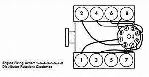 Need Firing Order For  1994 P30 Chevy Rv 7 4l V8 Vin Code