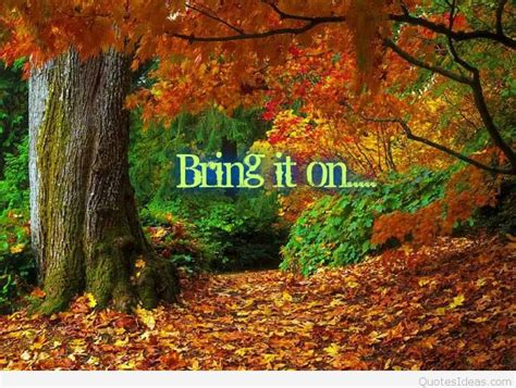 Autumn Quotes, Hello Autumn Quotes, Sayings, Wallpapers