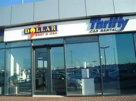 Car Rental Elizabeth Airport by Thrifty Car Rental Dollar Rent A Car At Durban S King