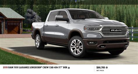 2019 Dodge Longhorn Price by 2019 Ram 1500 Laramie Longhorn Price The Fast Truck