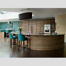 18+ Curved Kitchen Island Designs, Ideas  Design Trends
