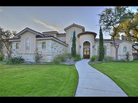 granville san antonio tx  luxury homes  san