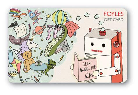 Foyles Gift Cards  Foyles Bookstore