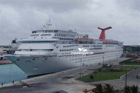 Carnival Fascination Ship Information