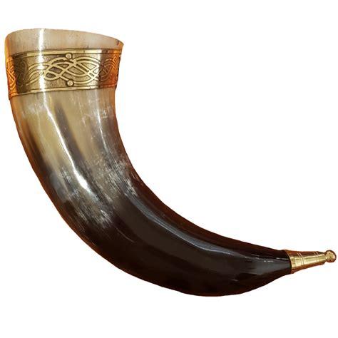 celtic horn viking horn