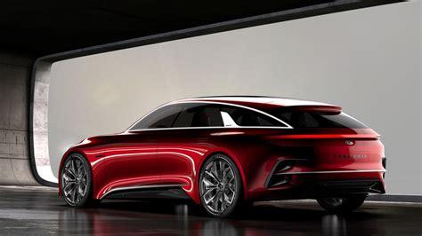 Kia Proceed Concept 2017 Frankfurt Motor Show 4k 3