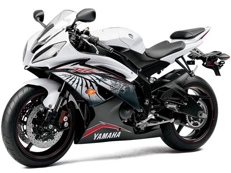 2012 Yamaha Yzf-r6 Motorcycle Pictures