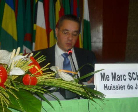 chambre d駱artementale des huissiers 92 2es rencontres afrique europe des huissiers de justice