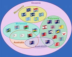 Oceania Euler Diagram  Oc    Vexillology