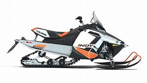 2019 Polaris 600 Indy Snowmobile