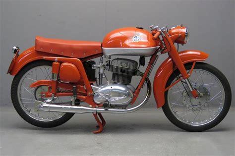 Mv Disco Volante 175 by Mv Agusta 1956 Disco Volante 175cc 1 Cyl Ohc 2511a
