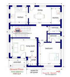 square floor plans floor plan and elevation of 1925 sq villa house