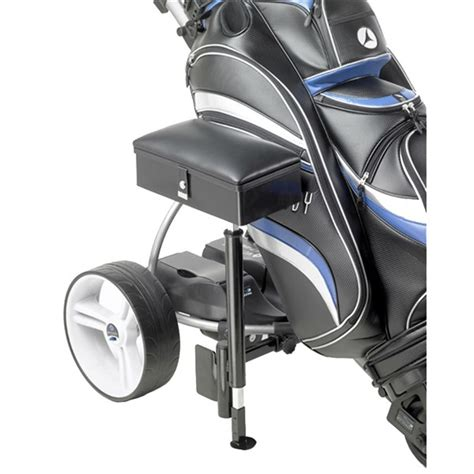motocaddy deluxe seat for s series trolleys golfonline