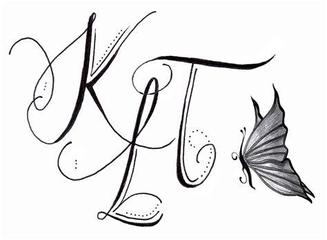 Motif Tatouage Initiale T Tatouage T Tatoo And Tattoo