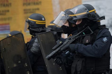 Police Brutality: French Government Admits To Problems