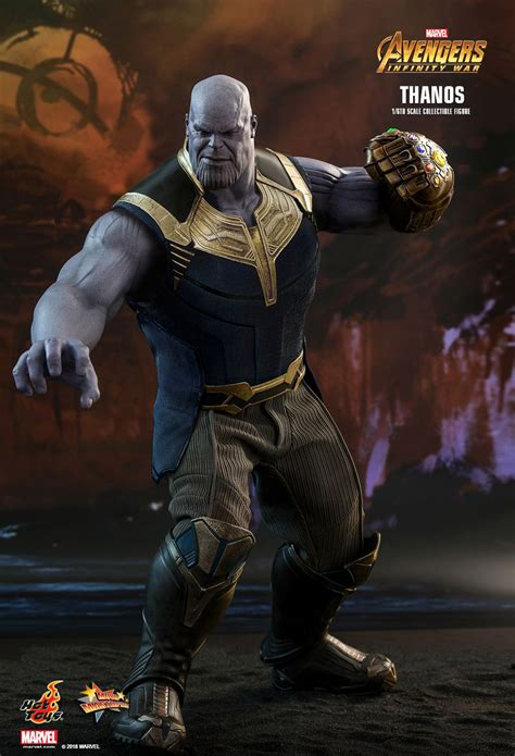 thanos infinity war  sixth scale collectable figure