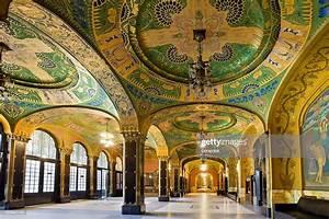 Art Nouveau Architecture : art nouveau architecture interior targu mures romania ~ Melissatoandfro.com Idées de Décoration