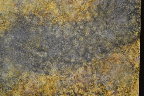 hometalk easy faux granite   sponge painting