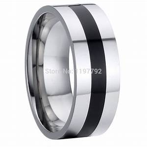 online get cheap cool promise rings aliexpresscom With black onyx mens wedding ring