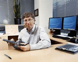 Strange Facts: Bill Gates
