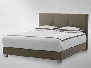 Tete de lit treca for Chambre design avec matelas treca soldes