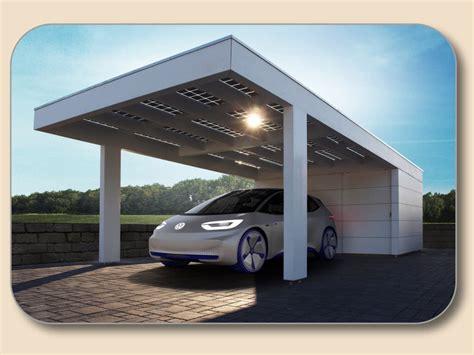 Carport Modern Design by Carport Modern Nach Ma 223 Holzon De