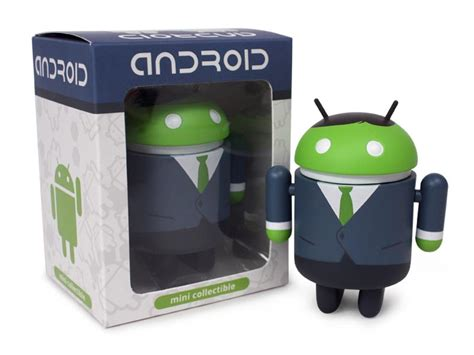 android figures android mini figure big box edition gadgetsin
