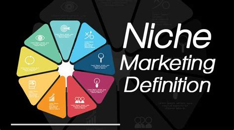 niche marketing definition examples strategy