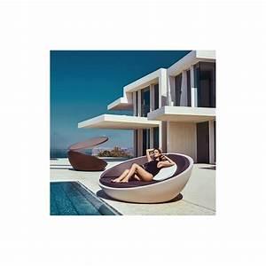 Mobilier Exterieur Design : daybed vondom collection ulm lit d 39 ext rieur mobilier luxe ~ Teatrodelosmanantiales.com Idées de Décoration