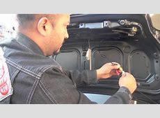 4 BMW Backup Camera Install YouTube