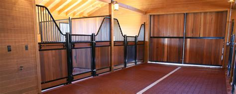 horse barn designs pre designed horse