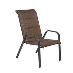 Walmart Stacking Sling Chairs by Mainstays Stacking Sling Chair Dune Dune Walmart And