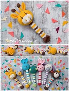 Spielsachen Selber Nähen : die besten 25 baby spielzeug h keln ideen auf pinterest geh kelte spielsachen h keltiere und ~ Markanthonyermac.com Haus und Dekorationen
