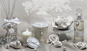 Bougie Fleur De Coton : bougeoirs bougies et photophores mathilde m bougie mathilde m senteurs marquise fleur de ~ Teatrodelosmanantiales.com Idées de Décoration